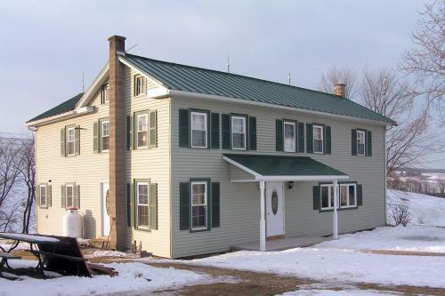 4) SIDING: Shultz Siding and Addition