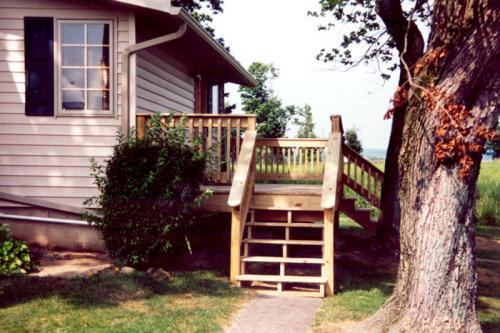 5) DECKS: Washingtonville Siding, Deck and Addition (2 of 2)